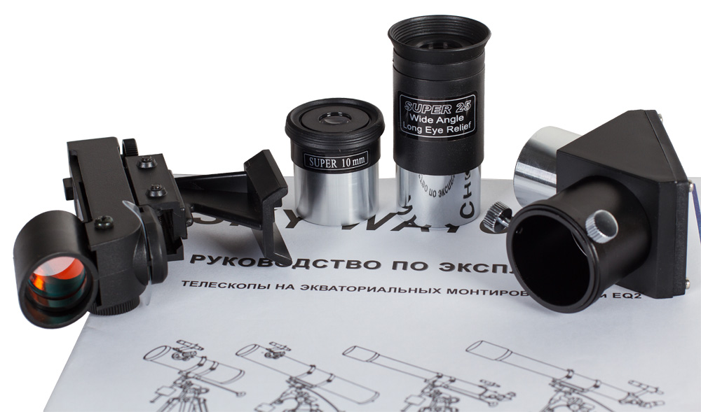 Телескоп Sky-Watcher BK MAK102EQ2 67829 - 0